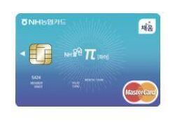[체크카드/NH 올원 파이카드] 인터넷 쇼핑을 위한, 할인 혜택을 매달 바꾸는 스마트 카드!