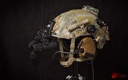 [Helmet] Bulletproof bucket.