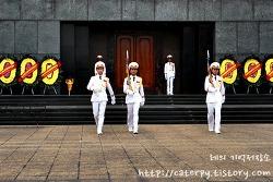 [하노이, 하롱베이] 13 둘째날:: 바딘광장과 못꼿사원