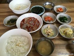 [전남 목포] 장터본점 (목포맛집, 목포장터식당, 목포여행)
