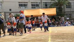 린 유치원 첫 대운동회