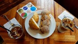 [망원동 카페]브런치와 베이커리까지! 카페 복지마트 달고나