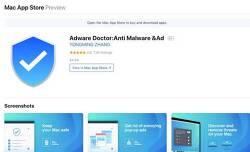 애플 앱스토어 Adware Doctor, 개인정보 흘리다 삭제되다