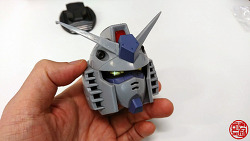 [반다이] Exceed Model: Gundam Head 1