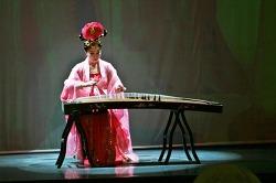'12 중국 서안여행 --  서안 당악궁 쑈
