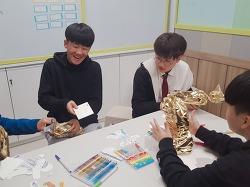 찾아가는 또래상담 교육 (홍천중학교)