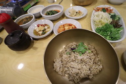 [논현 학동사거리 맛집]청국장과보리밥 학동사거리점! 꿀맛
