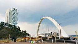 강릉 씨마크 호텔/강문 솟대다리