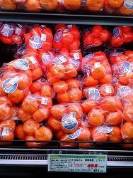 일본의 슈퍼에서 장을 봅니다 06 과일 코너 안내
