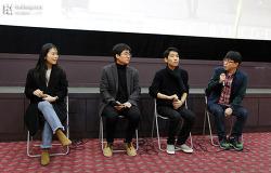 [인디즈] 우연과 낯섦을 동력으로 여행하는 영화 <국경의 왕> 인디토크 기록