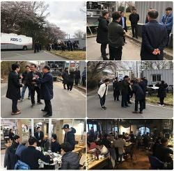▣ [활동보고] 제35회 코오롱 구간마라톤 중계 현지 격려