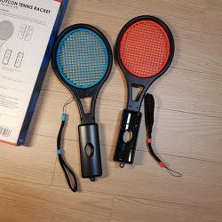 닌텐도 스위치 테니스 라켓 컨트롤러