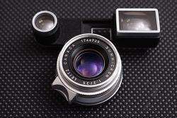 Summicron 35mm F2 eye