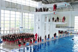 신병 1244기 5교육대 4주차 - 전투수영
