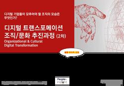 [과정]디지털 트랜스포메이션 조직/문화 추진과정(2차)