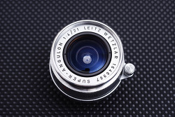 [Lens Repair & CLA] Leica Super-Angulon-M 21mm f4 / Schneider SA 21mm F4 Disassembly (슈퍼앙굴론의 헤이즈 클리닝)