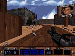 퀘스트 포 후세인 , Quest for Hussein {슈팅-1인칭 , Shooter-1st Person}