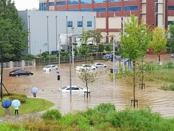 대전 침수피해 8월28일 홍수상황