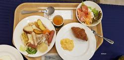 오키나와 남부 여행 (3) 유인치 호텔 조식
