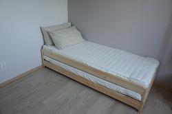 이케아 우토케르 적층식 침대 - 손님용 간이침대