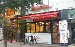 청라중심상권 커피숍 자리 전용18.8평♥입니다.