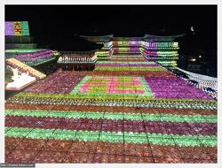 CNN에서 선정한 한국에서 가봐야 할 50선에 선정된 삼광사 연등축제(ver. 2018)