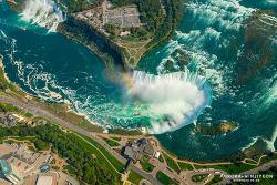 캐나다 동부여행, 나이아가라 헬리콥터(Niagara Helicopter) 타고 나이아가라 폭포 즐기기! with 드라이브트래블