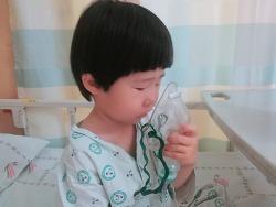 2019년 5월 53개월 강동성심병원 입원기, 시작은 장염이었으나 그 끝은 폐렴균을 동반한 기관지염