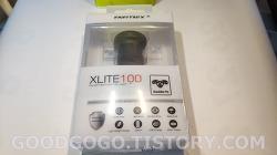 자전거후미등 XLITE 100