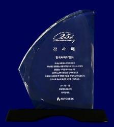 Autodesk 파트너 25주년 기념 감사패 수상