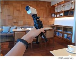 여행갈때 소니 액션캠이 좋다! X3000R 챙겨라!