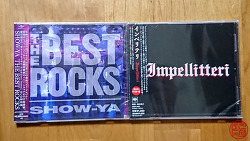 [오픈케이스] Show-ya - Best Rocks & Impellitteri Black EP