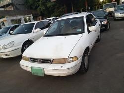 [목격] 1993 기아자동차 세피아 오토매틱