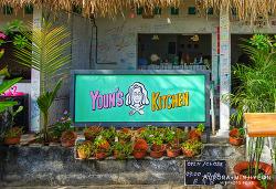 인도네시아 롬복 여행, 길리 트라왕안에서 만난 '윤식당'  YOUN'S KITCHEN