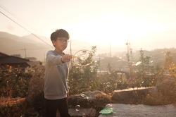 [성진] 비눗방울 놀이