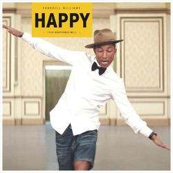 Happy – Pharrell Williams / 2013