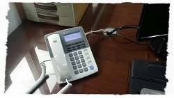 lg유플러스인터넷전화 인천 사무실 설치 사례