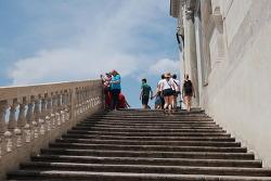 Roma città eterna -  Scalinata di Trinità dei Monti