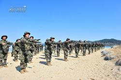 신병 1243기 1,2교육대 4주차 - 훈련모음