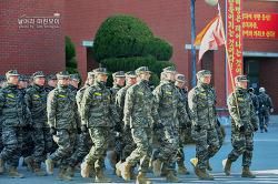 신병 1242기 3,5교육대 2주차 - 훈련모음
