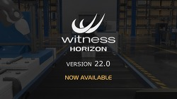 WITNESS Horizon version 22.0 release
