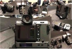 후지필름 GFX100 DLSR 크기에 1억화소와 4K 동영상까지