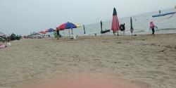 제부도 여름여행 제부도 해수욕장 & 매바위
