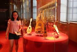 바르셀로나 음악박물관(Museu de la Música) 구경과 람블라스(Ramblas) 거리의 츄러스 맛집 등등