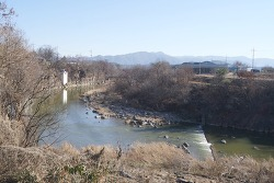 한탄강대교천 현무암협곡