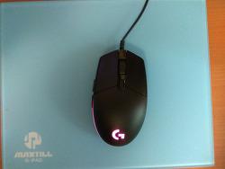 [사용기] 로지텍 G102 프로디지 마우스