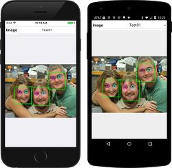 안면인식(Face Detection) 라이브러리(안드로이드, iOS)