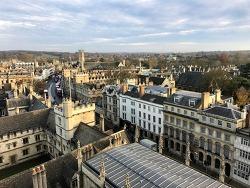 영국 옥스퍼드 대학교 역사 (2): 13-19세기