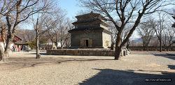 芬皇寺模塼石塔(분황사 모전석탑)
