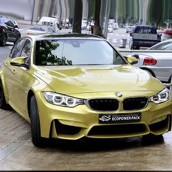 BMW M3 에코파워팩 46C스마트 140시간 녹화